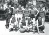 Equipe du Comité d'Entreprise des Forges de Tamaris  -  1962