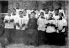 Groupe d'enfants de cœur   -  1898